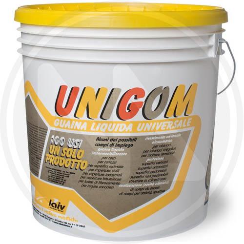 Guaina liquida unigom grigio 18 kg ebay for Guaina liquida mapei